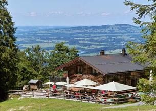Alpine hut Drehhütte